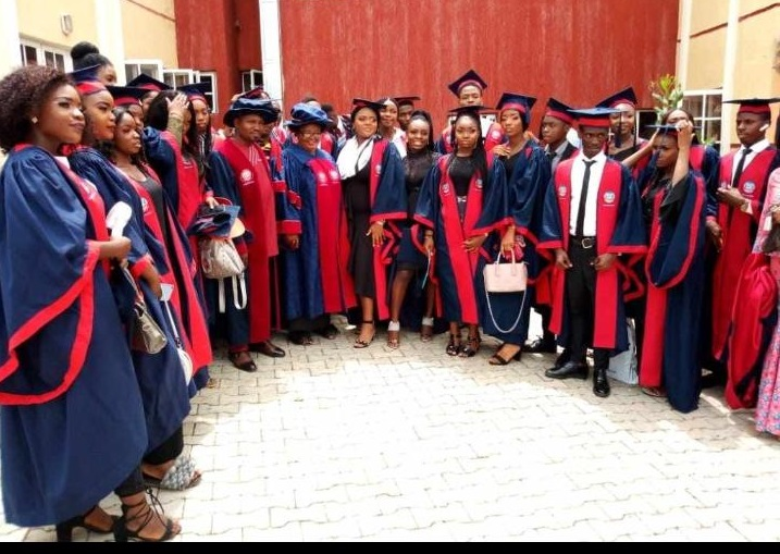 12th Matriculation Ceremony of Salem University, Nigeria.
