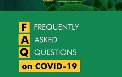 PRECAUTIONARY MEASURES FOR COVID-19