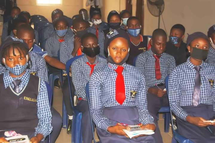 SCHOOLS' PREFECT GATHER IN SALEM UNIVERSITY, NIGERIA FOR TRAINING ON TIME MANAGEMENT