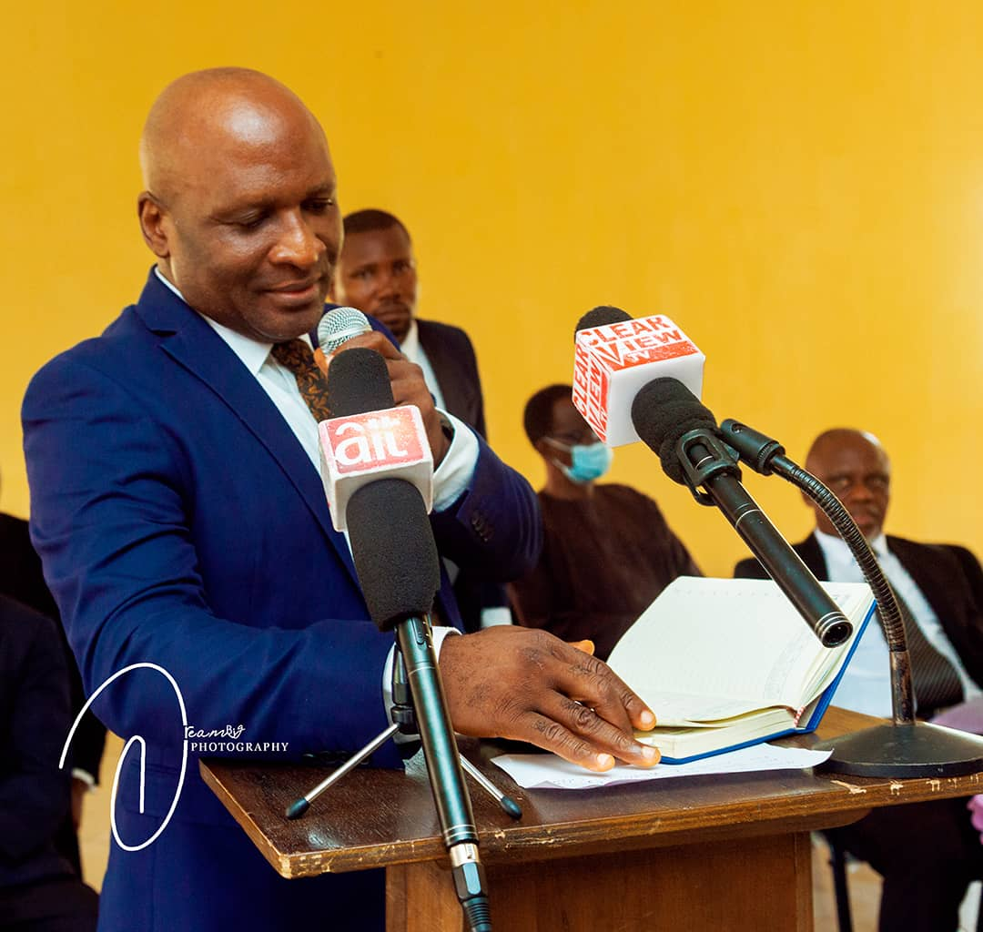 Salem University Nigeria; The College of Law holds First Lecture in her law week; Urges Legal Practitioners  to adopt the Usage of Technology in the profession
